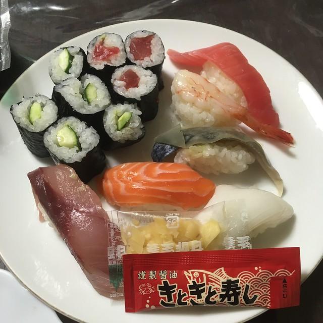きときと寿司をテイクアウト!