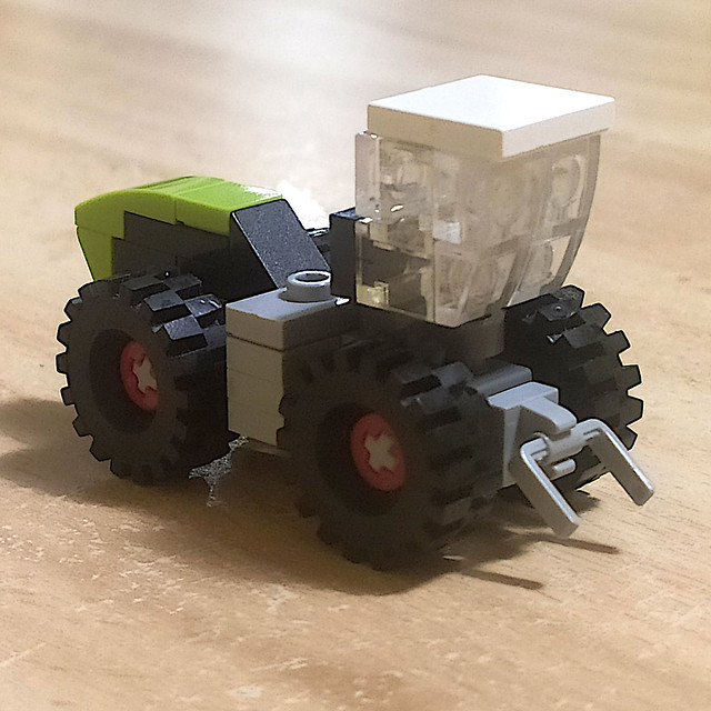 Updated Xerion - now with the rotating cab