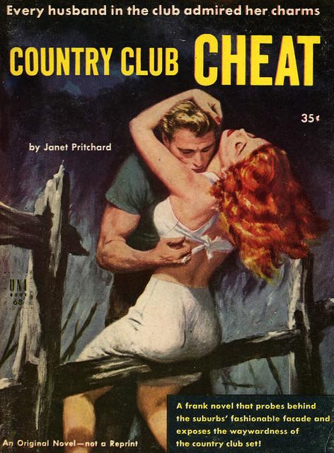 Uni-Books 68 - Janet Pritchard - Country Club Cheat