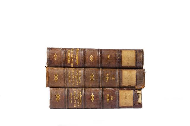 Libros y revistas históricas de la colección bibliográfica del CINDOC