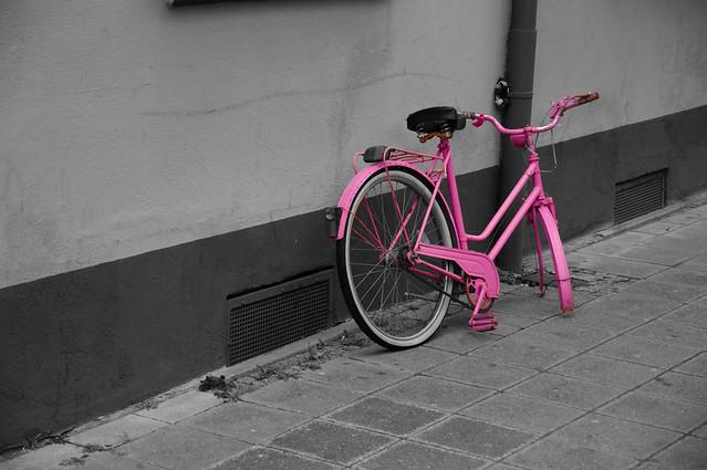 pink bike 2.0