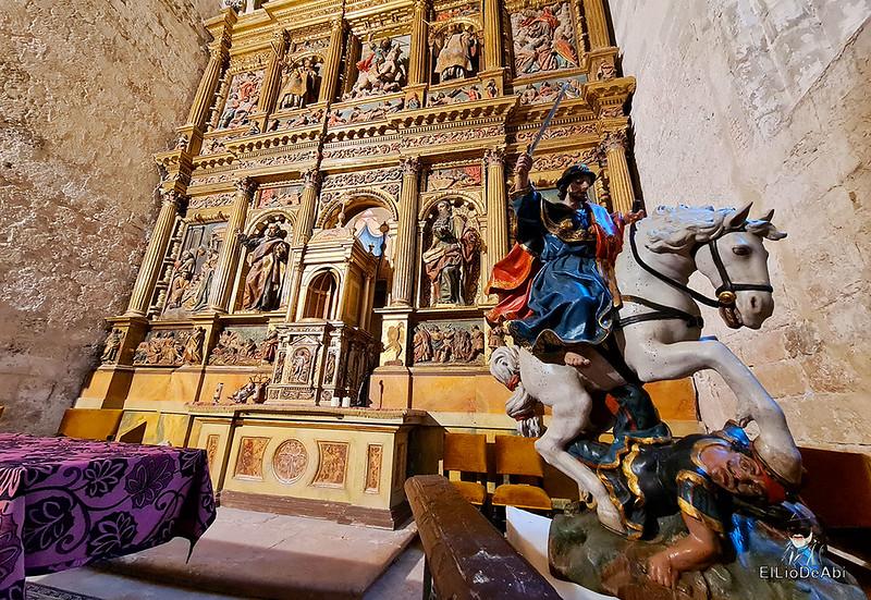 Iglesia de Santiago en Pancorbo dentro de la Vía de Bayona (19)