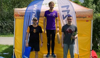 Koudelka a Závodná s přehledem zvítězili v Olomouci