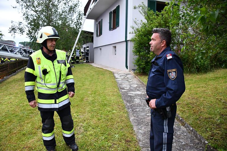 Zimmerbrand Burgau 29.05.2021