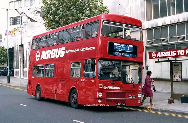 London Transport M1010 A710 THV