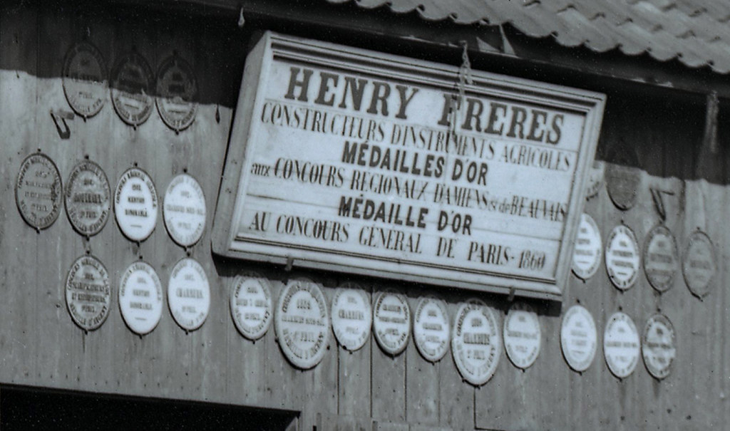 Illustration04-Medals won by the Henry Brotherssmall