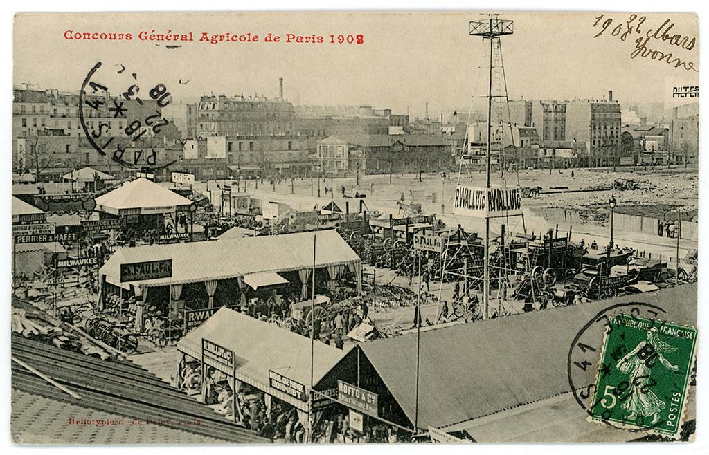Illustration09-Concours général agricole Paris 1908small