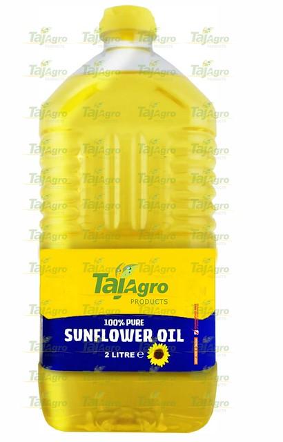 Sunflower Oil - Taj Agro Products