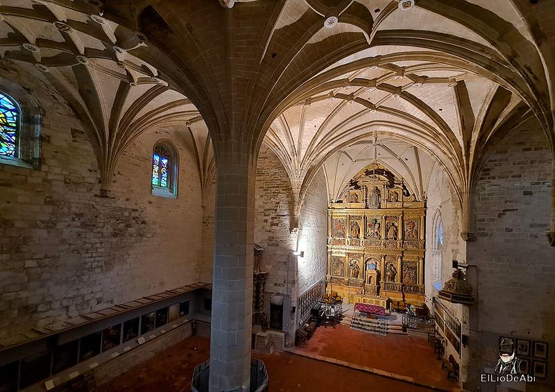Iglesia de Santiago en Pancorbo dentro de la Vía de Bayona (23)