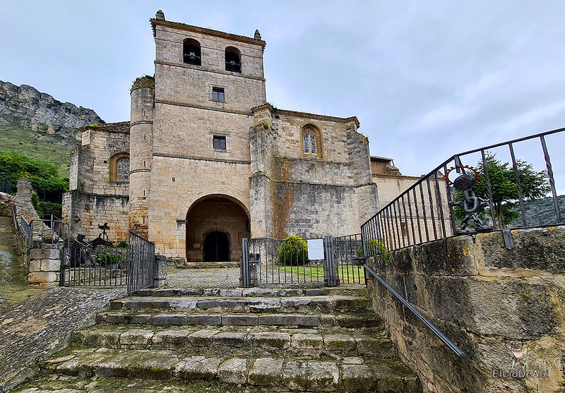 Iglesia de Santiago en Pancorbo dentro de la Vía de Bayona (16)