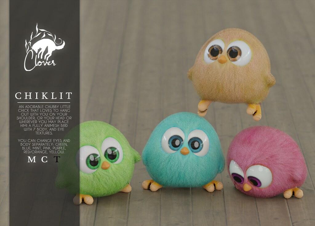 Clover – Chiklit