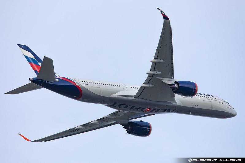 Aeroflot - Russian Airlines Airbus A350-941 cn 428 VP-BXA