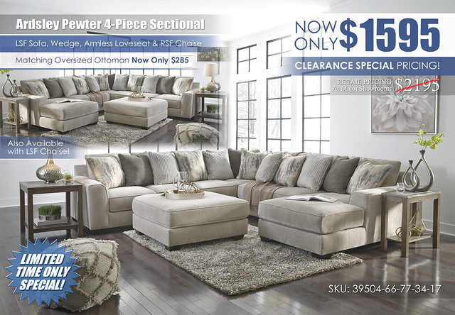 Ardsley Pewter 4-PC Sectional_Clearance_39504-66-77-34-17-08-T387_2021