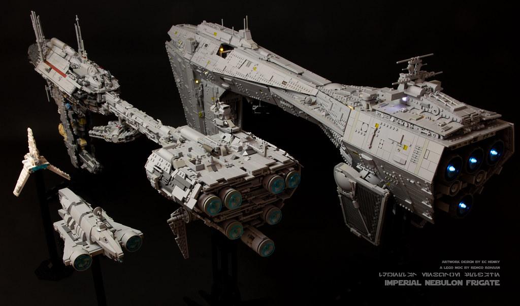 Lego Star Wars Imperial Fleet
