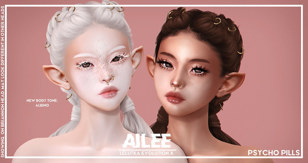 Ailee Skin at Planet29 ♥