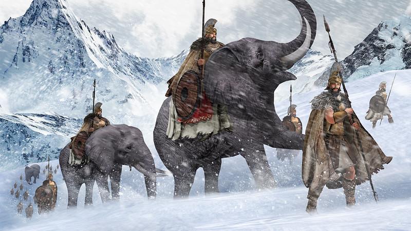 """218 BC… Hannibal Barca """"Aut viam inveniam aut faciam"""""""