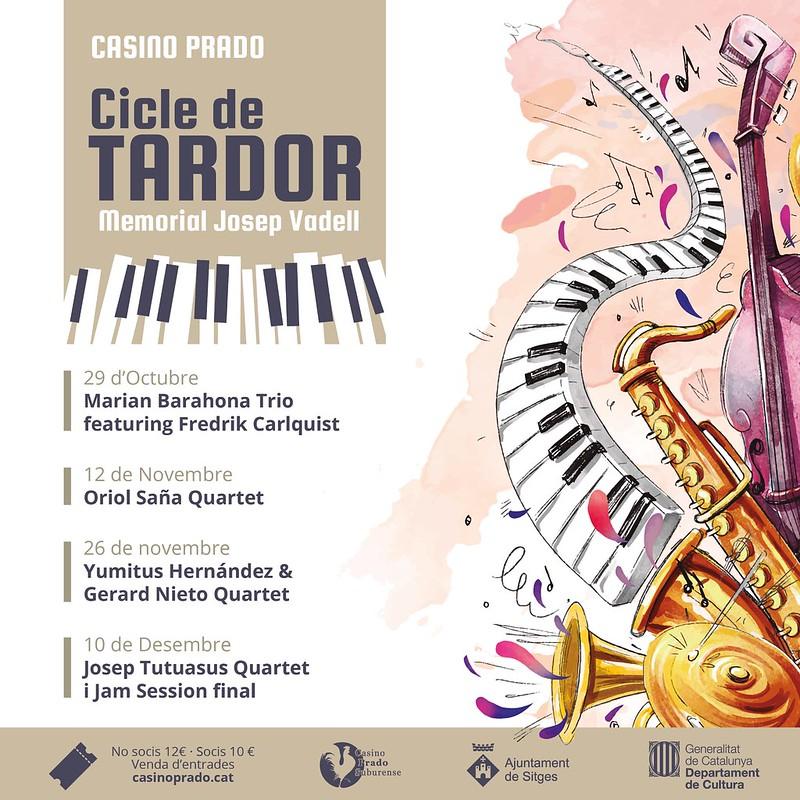 Cicle de Tardor Memorial Josep Vadell al Casino Prado