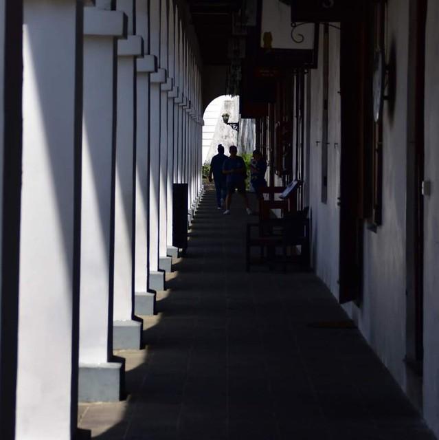 The Passage (in Galle, Sri Lanka)