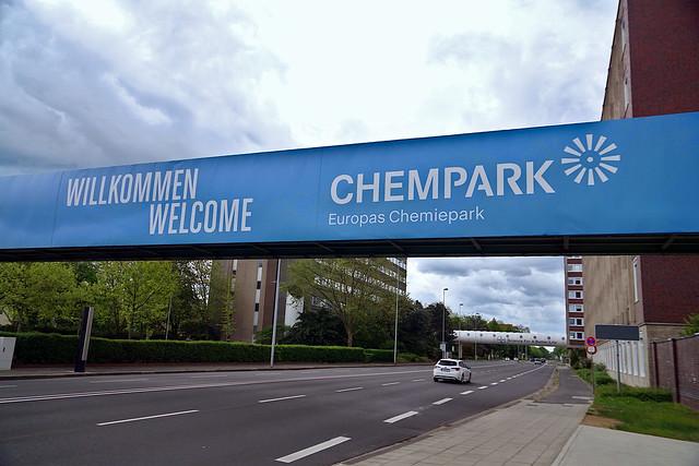 Leverkusen Chempark