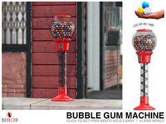 NEW! Bubble Gum Machine @ Bad Unicorn Mainstore (ONLY 75L)