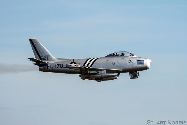 F-86A Sabre 48-178 / G-SABR