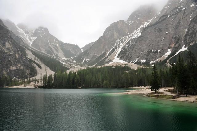 Lago di Braies Mist
