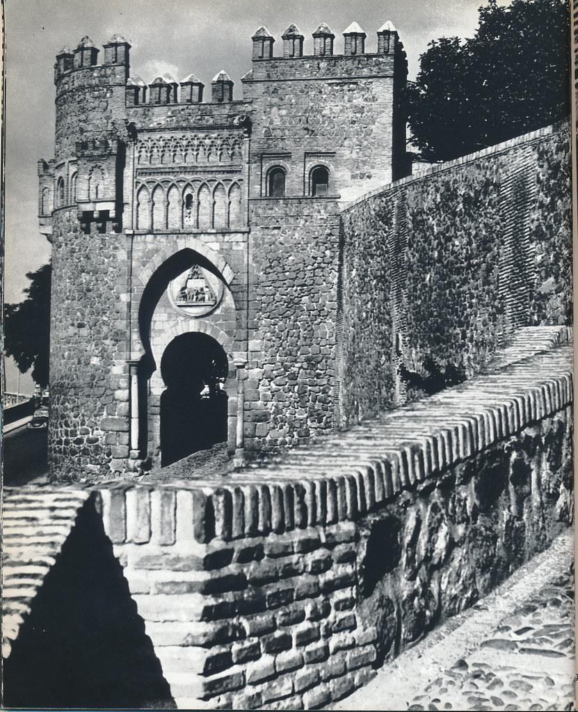 Toledo hacia 1975. Fotografía de Zsolt Szabóky
