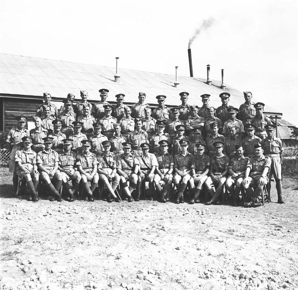 26. 1942. Вспомогательный женский корпус. Командный состав