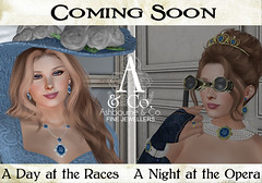 Coming in June 2021 - A Day at the Races & A Night at the Opera