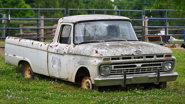 Ford Forlorn