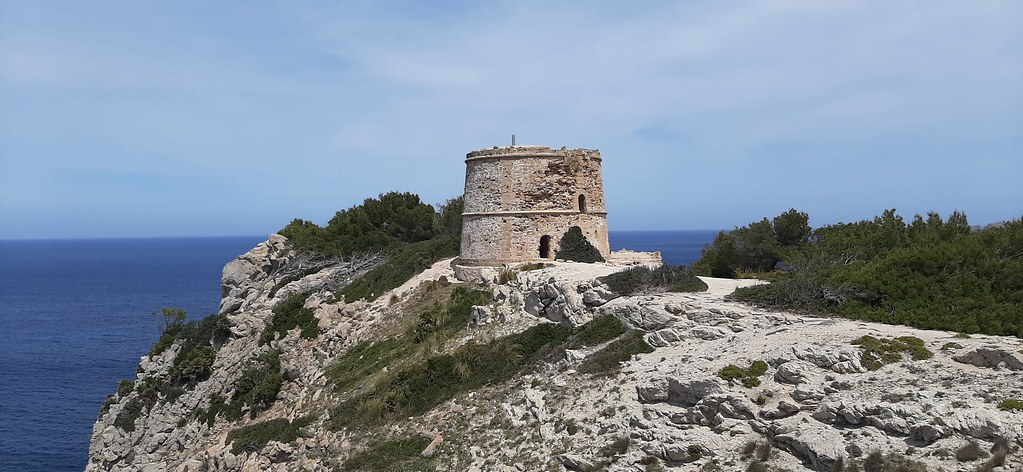 Torre de Aubarca, Mallorca, 21 de mayo 2021