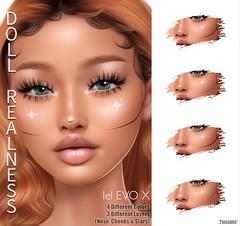 NEW! Doll Realness