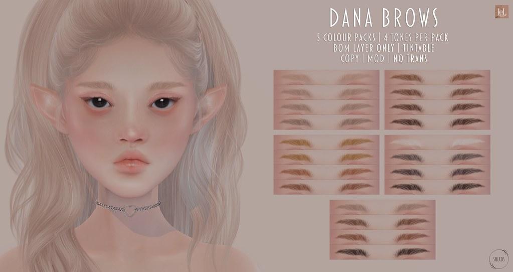 Solros – Dana Brows @ Planet29