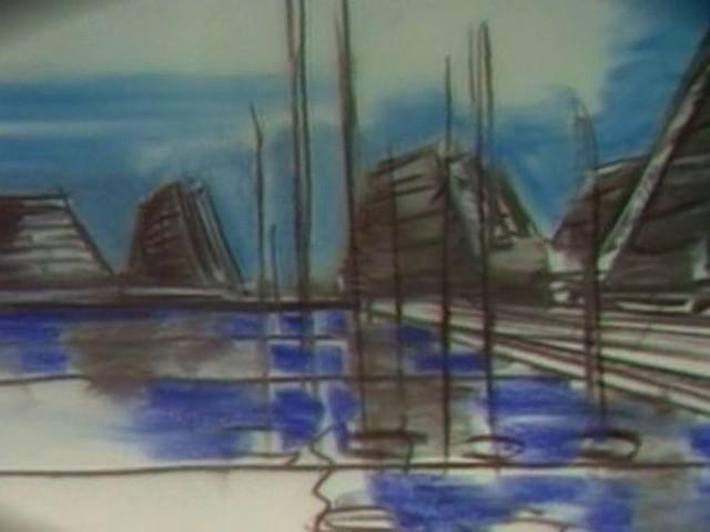 Il y a 53 ans, une ville surgissait de nulle part... La Grande-Motte 34 @ Le projet de l'architecte Jean Balladur avec l'AUA