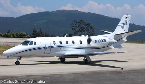 Cessna 560 Citation XLS+ /Silver Cloud Air