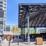 Tall building and Preston Market