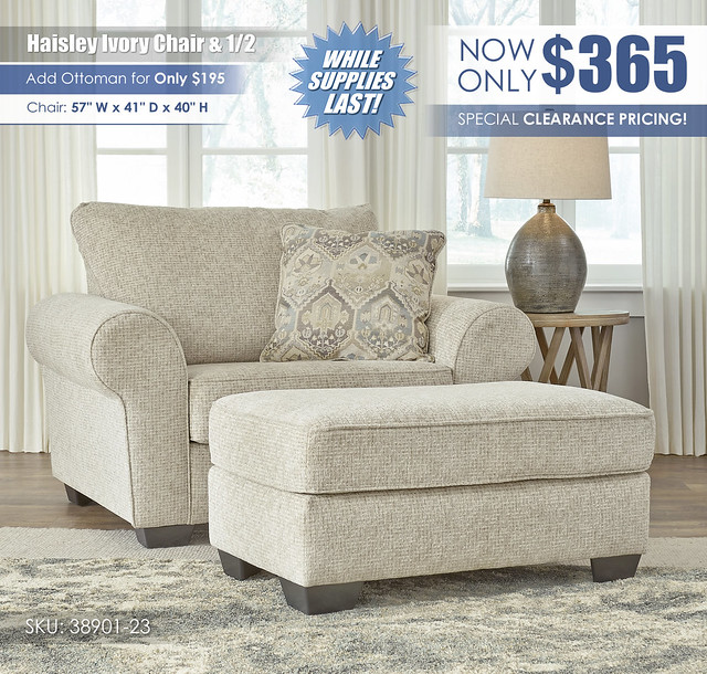 Haisley Ivory Chair and A Half_38901-23-14_Update