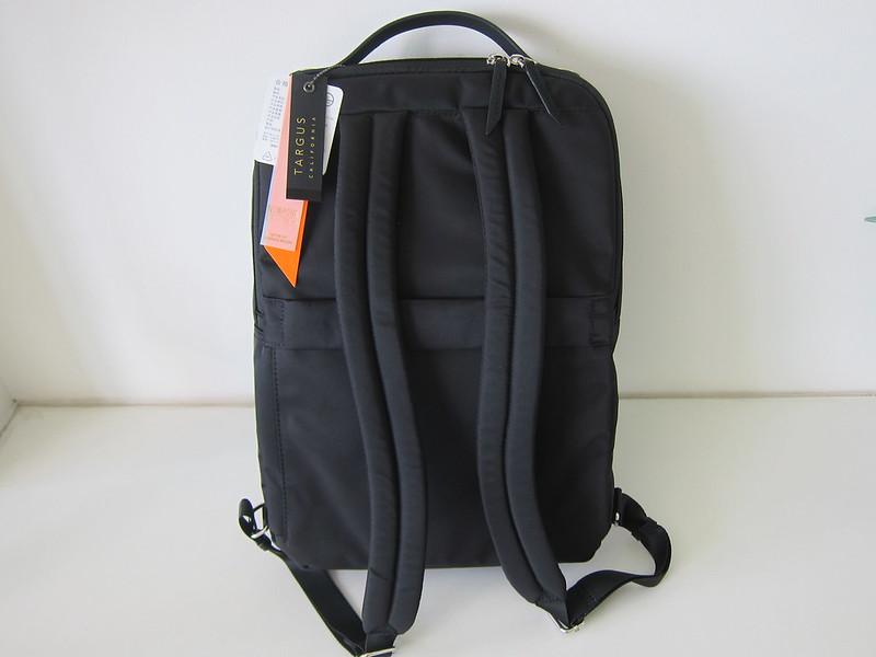 Targus 15 Inch Newport Backpack - Back