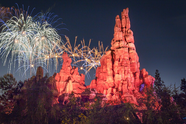 Fireworks Over the Frontier