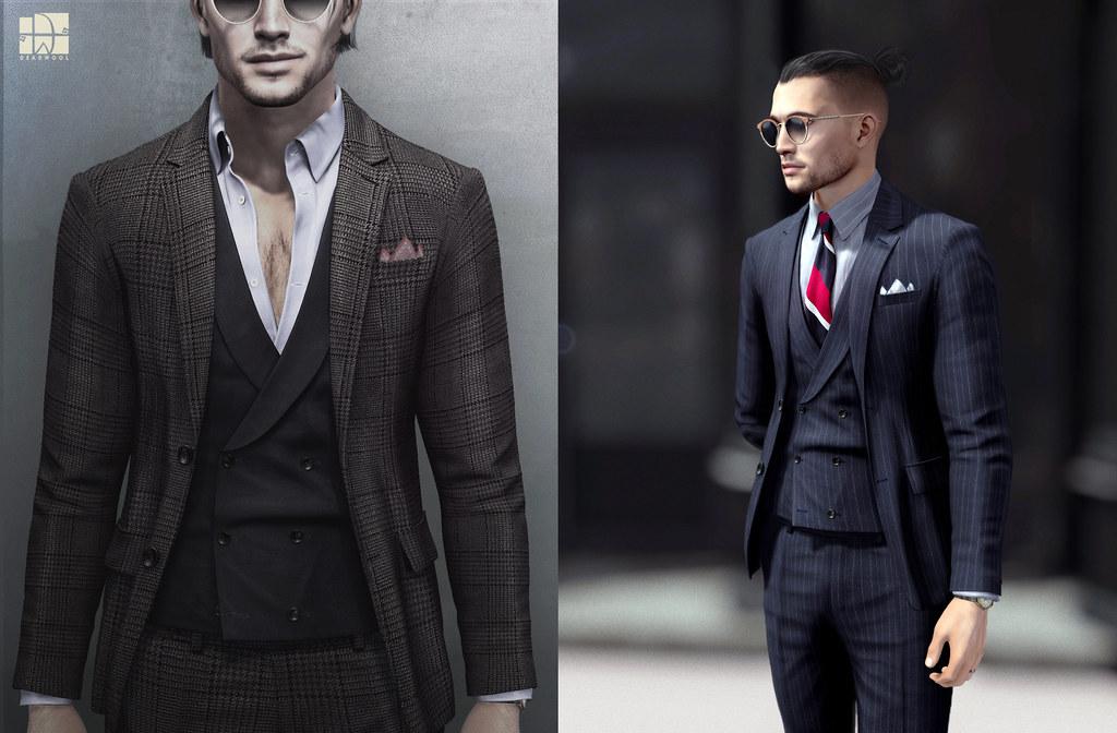 [Deadwool] Sean suit (Duke)