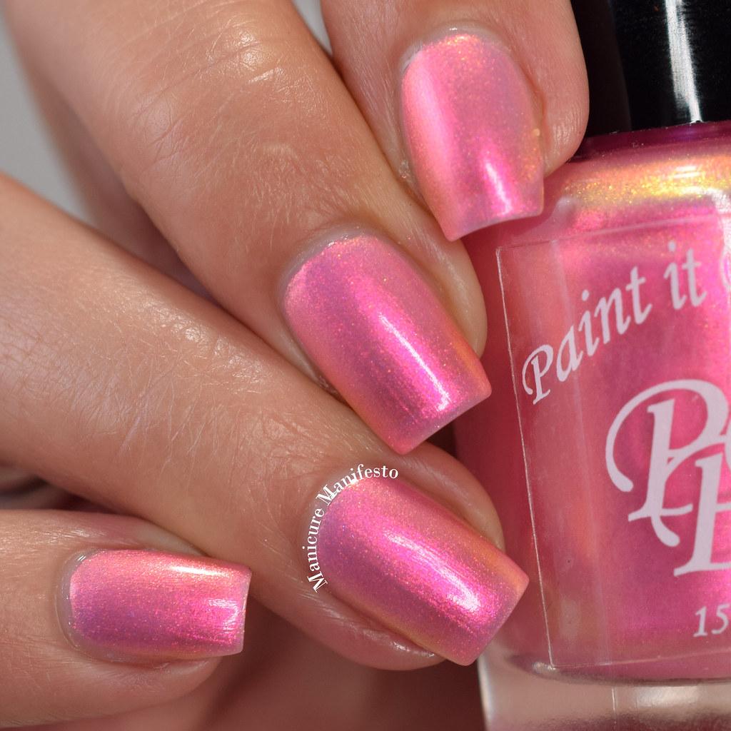Paint It Pretty Polish Beach Sunsets review