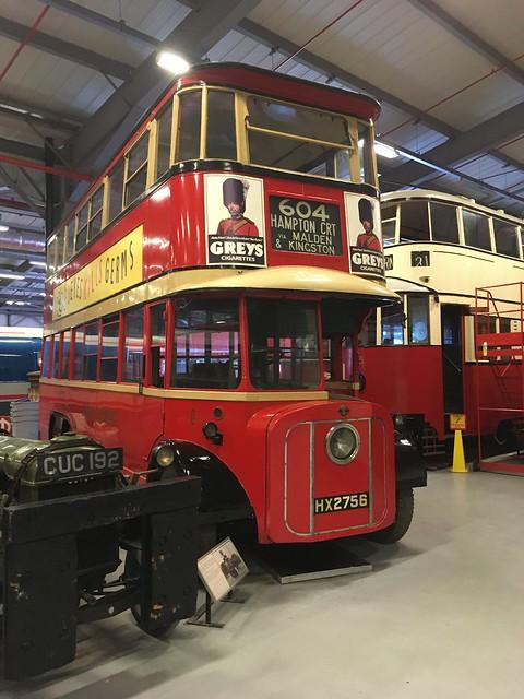 An Diddler, London Transport Museum Depot, Acton