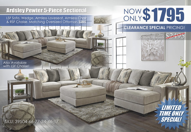 Ardsley Pewter 5-Piece Sectional_39504-66-77-46-34-17-08-T387_2021
