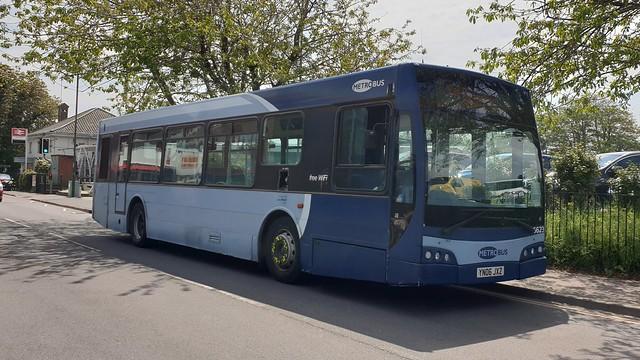 Metrobus 6623 (YN06 JXZ) Barnham 29/5/21