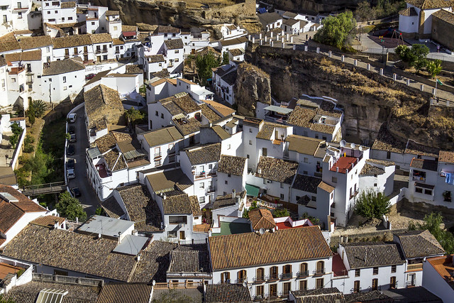 Spain - Cadiz - Setenil - Views [EXPLORED 2021-May-30]