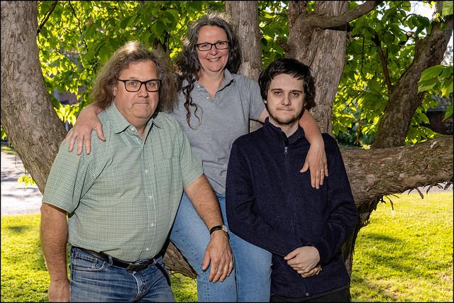 Dan, Jane and Sam - May 29 2021
