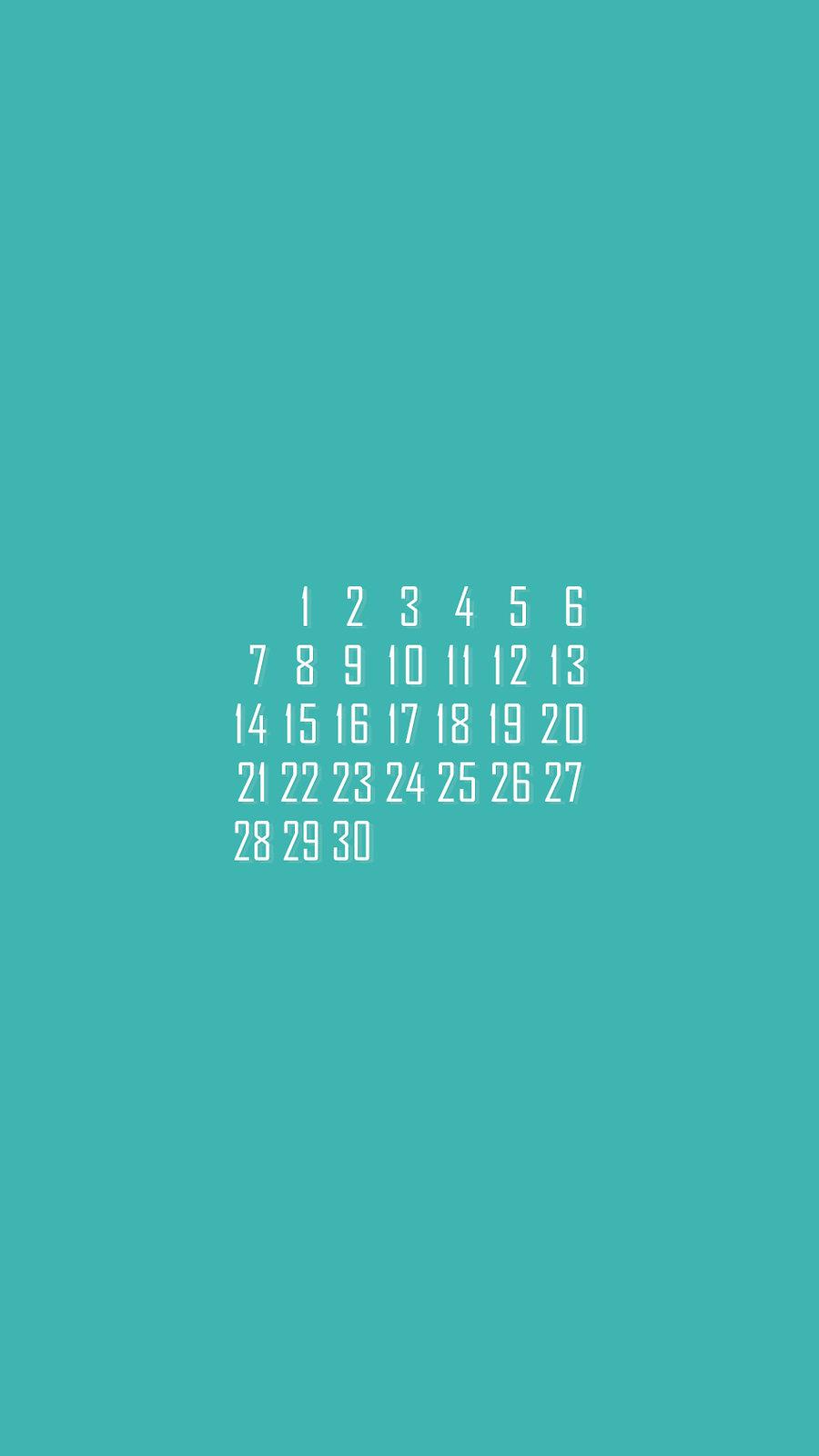 календарь на июнь '21, заставка на смартфон, district-f.org 10
