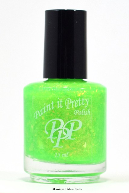 Paint It Pretty Polish Lime Time