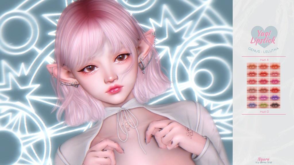 Nyaru - Yuqi Lipstick ♡ PLANET29