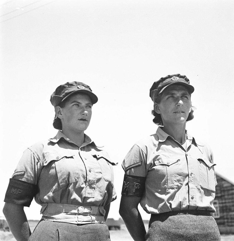 10. 1942. Вспомогательный женский корпус (2)